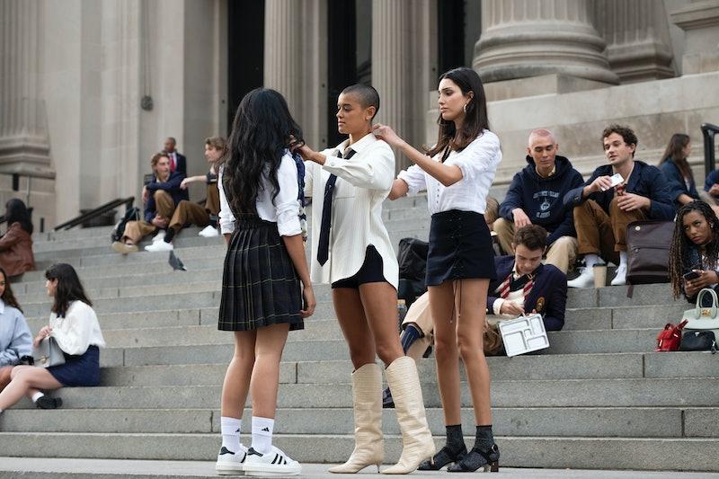 HBO Max Gossip Girl Reboot Fashion Trends
