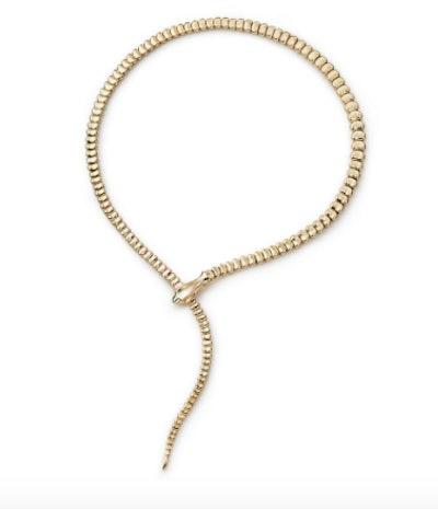 Elsa Peretti Snake Necklace