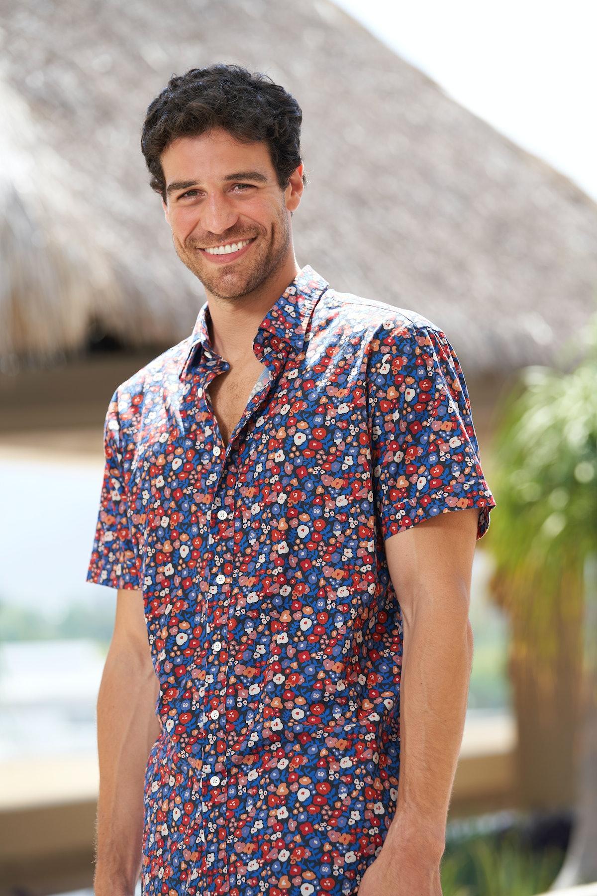 Joe Amabile on Season 7 of 'Bachelor in Paradise'