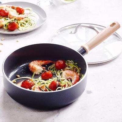 GreenPan Hudson Ceramic Nonstick Saute Pan
