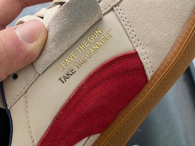 size? x Puma x 'The Godfather' Palermo sneaker