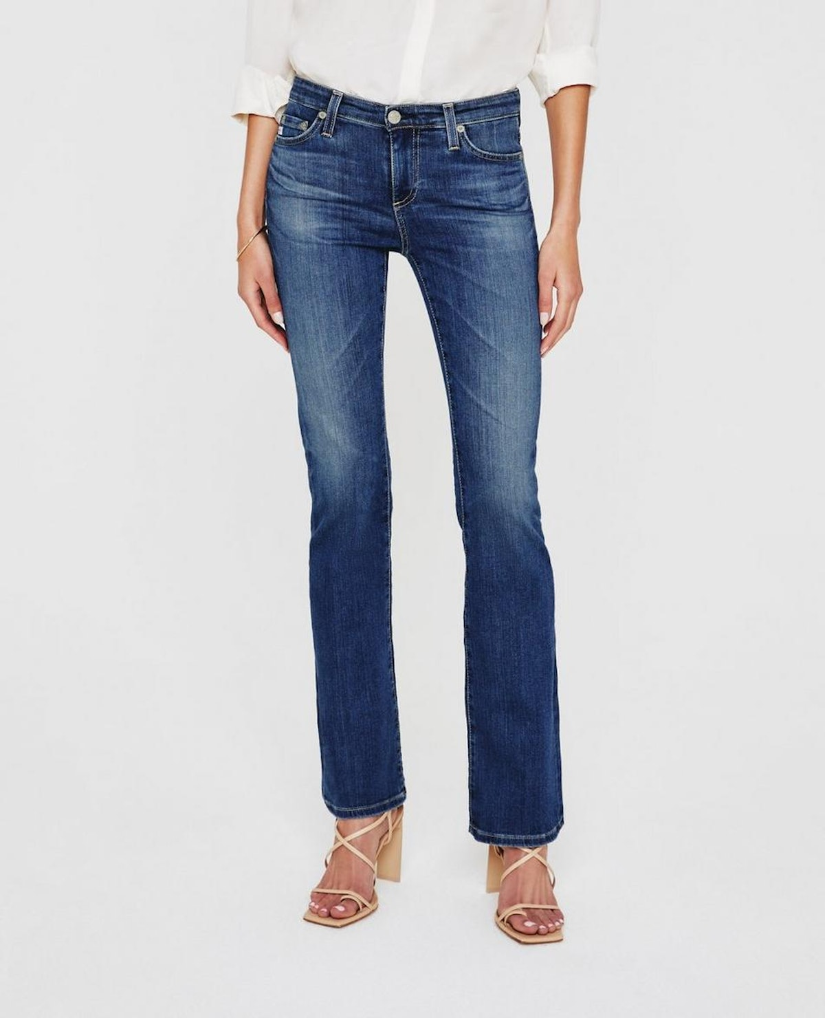 Angel Bootcut Jeans from AG Jeans.