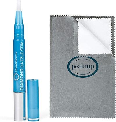 Peaknip Diamond Dazzle Stick Jewelry Cleaner
