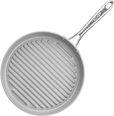 TECHEF Ceramic Nonstick Grill Pan