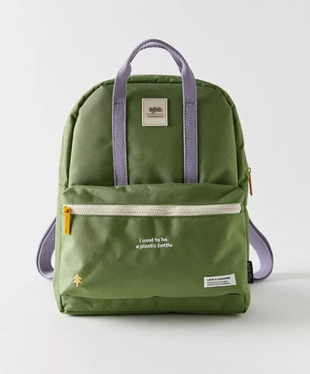 urban outfitters lefrik pastel backpack sustainable back to school