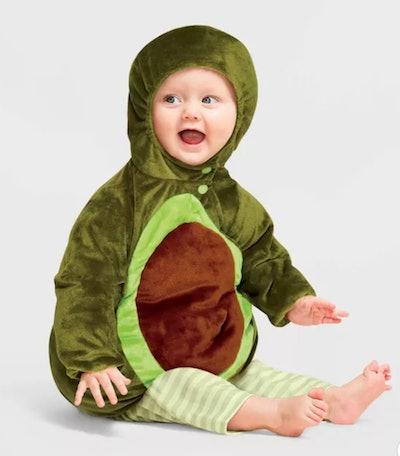 Baby Pullover Avocado Halloween Costume