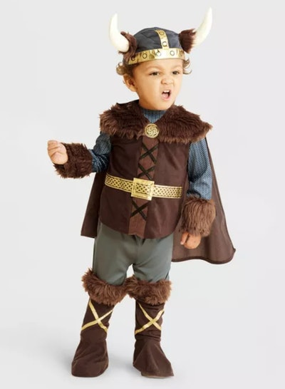 Baby Viking Halloween Costume