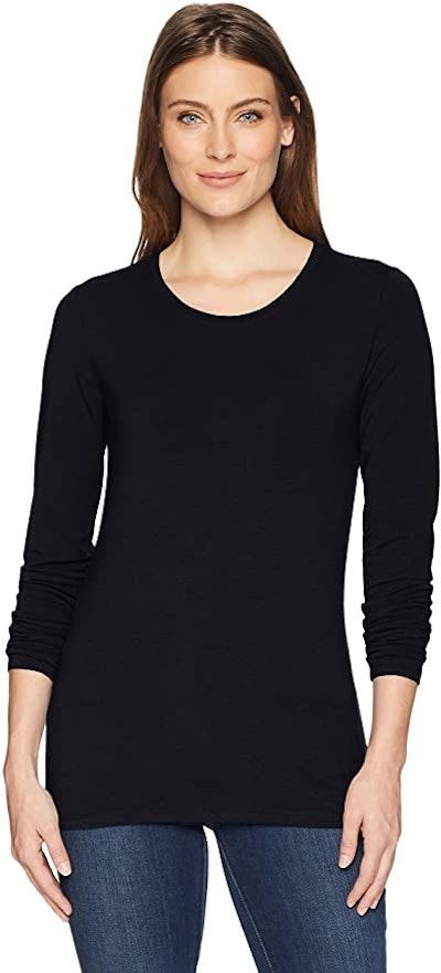 Amazon Essentials Long-Sleeve Crewneck T-Shirt