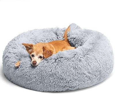 JMHUND Shag Vegan Fur Cushion