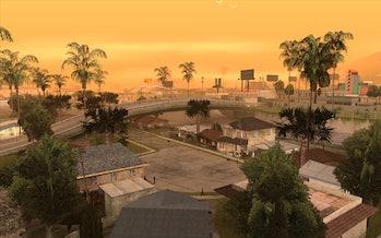 gta san andreas open world screenshot