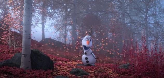 Frozen 2 is streaming on Disney+.
