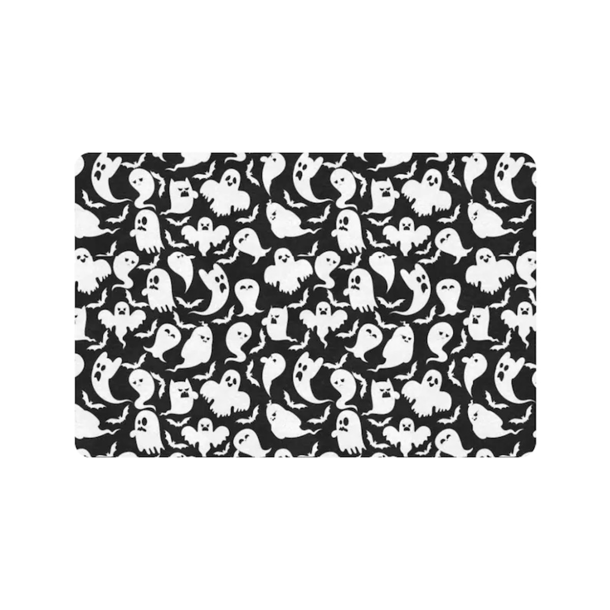 Gothic Home Decor Ghost Rug Doormat