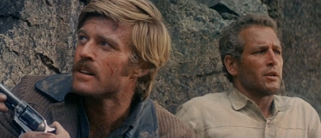 Butch Cassidy and the Sundance Kid was written by Princess Bride author and screenwriter William Gol...