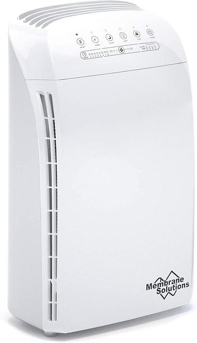 Membrane Solutions MS83 True HEPA Air Purifier