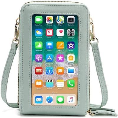myfriday Small Crossbody Cell Phone Bag