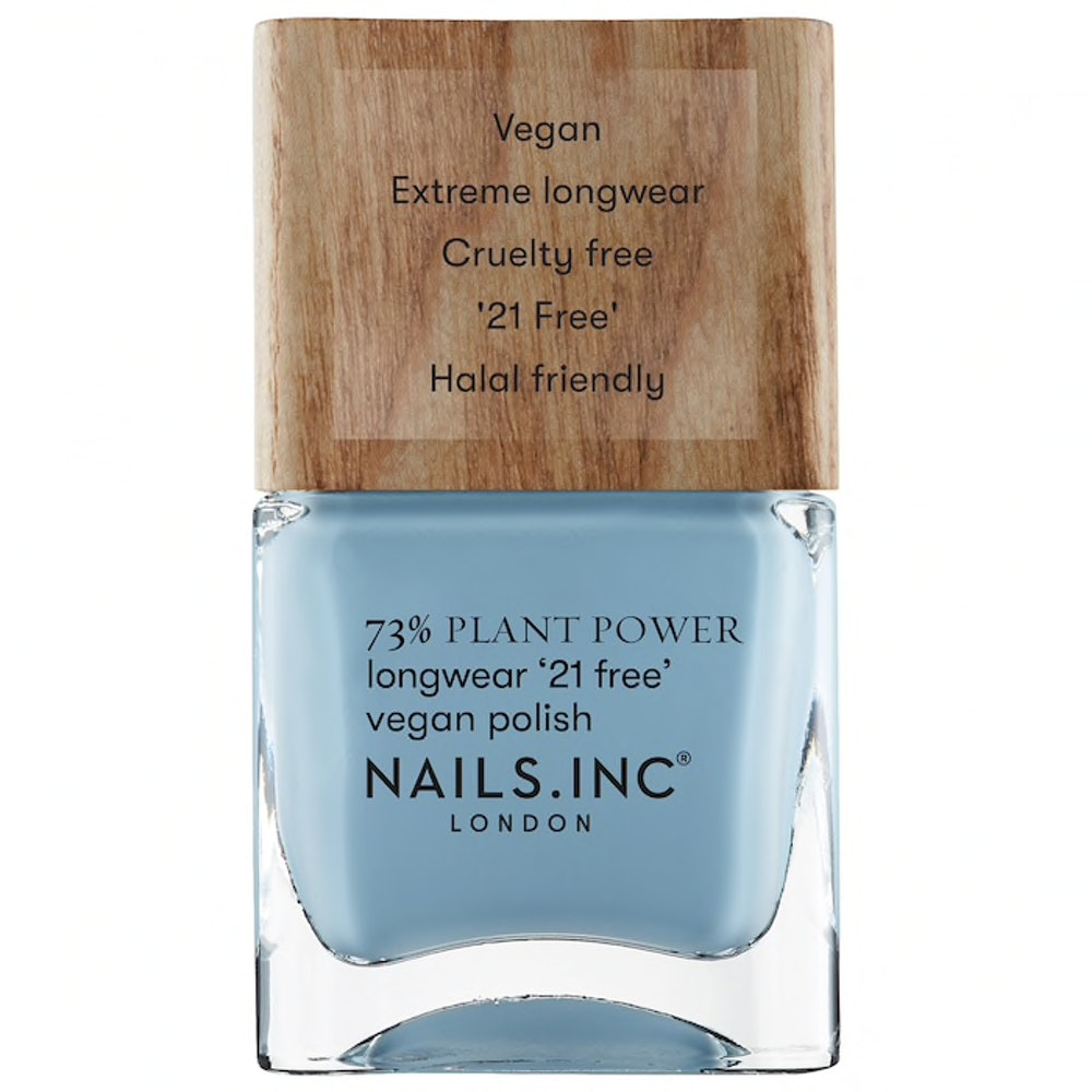NAILS INC. Plant Power Nail Polish in Clean to the Core