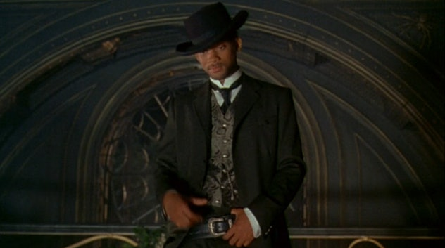 Wild Wild West is based on a TV show