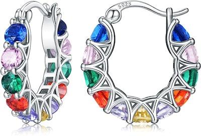 AllenCOCO Hoop Earrings