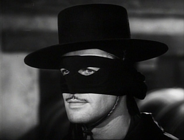 The Sign Of Zorro is one of many classic Zorro films.