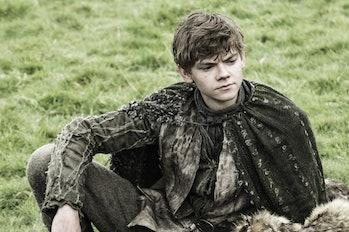 Thomas Brodie-Sangster as Jojen Reed in Game of Thrones