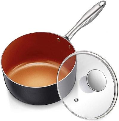 MICHELANGELO Saucepan with Lid