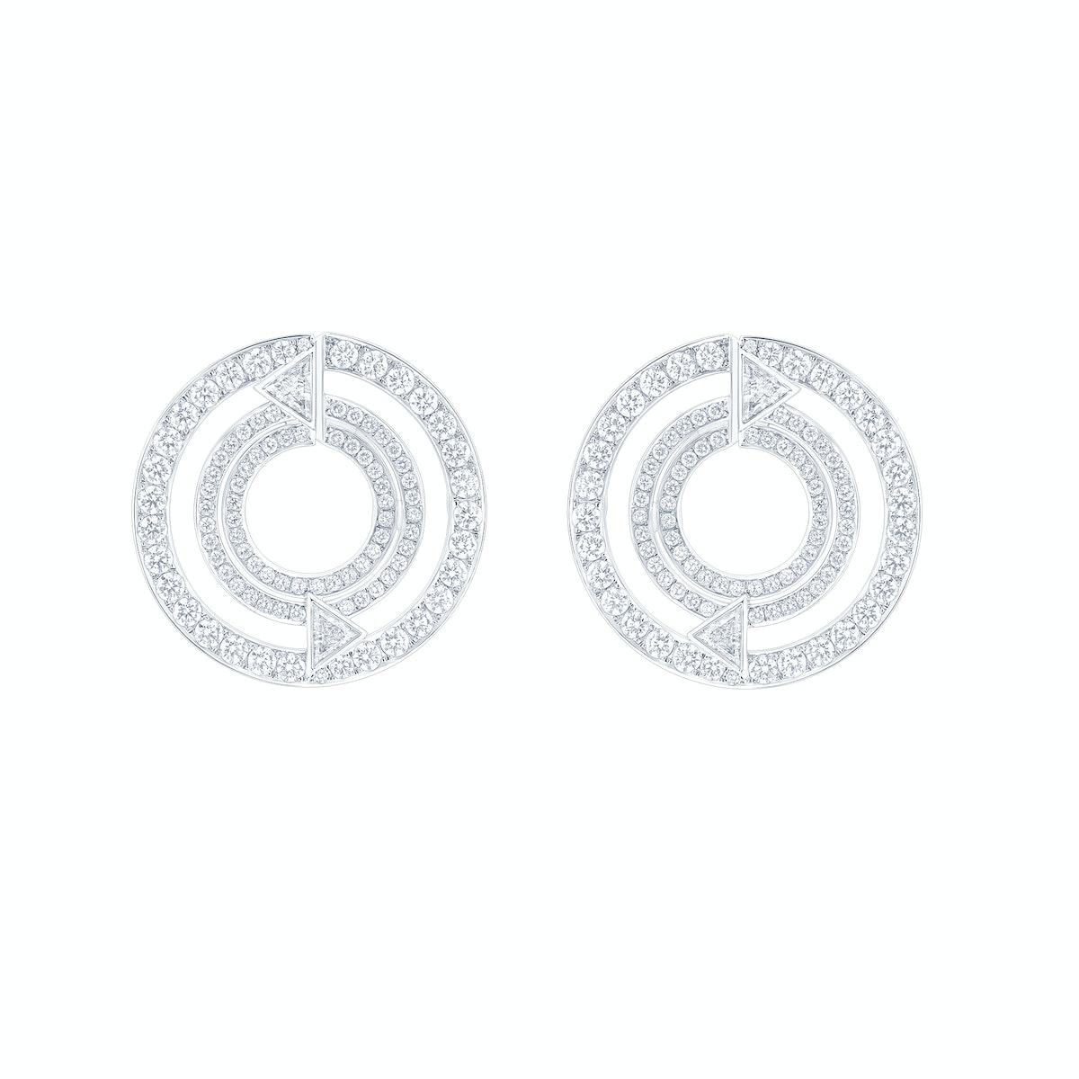 Pure V Earrings