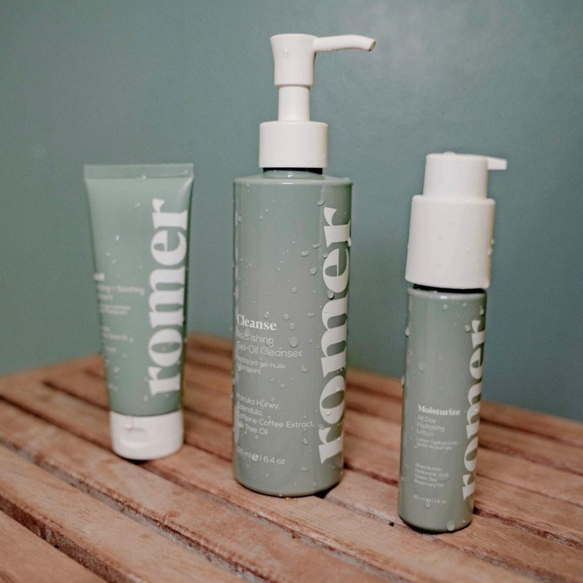 Romer Skincare on Instagram