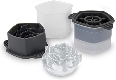 Tovolo Rose Ice Cube Stackable
