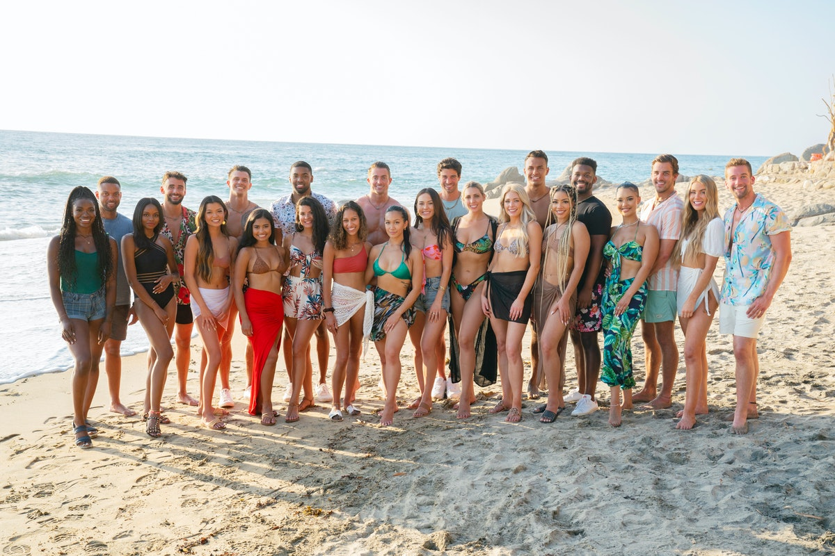 The cast of Season 7 of ABC's 'Bachelor in Paradise'
