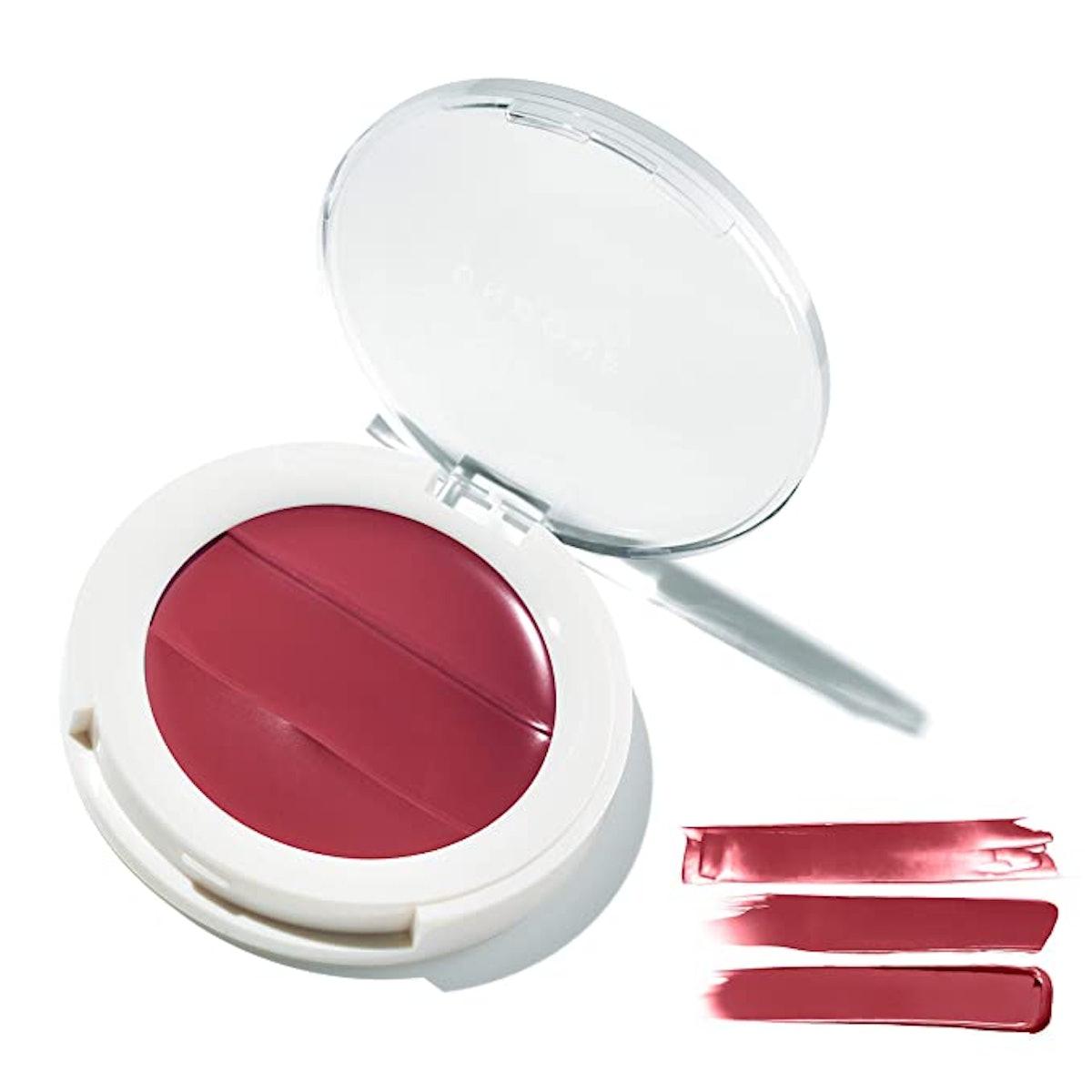 UNDONE BEAUTY  3-in-1 Lip + Cheek Cream