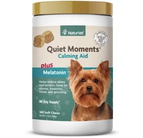 NaturVet Quiet Moments Calming Aid (180 Count)