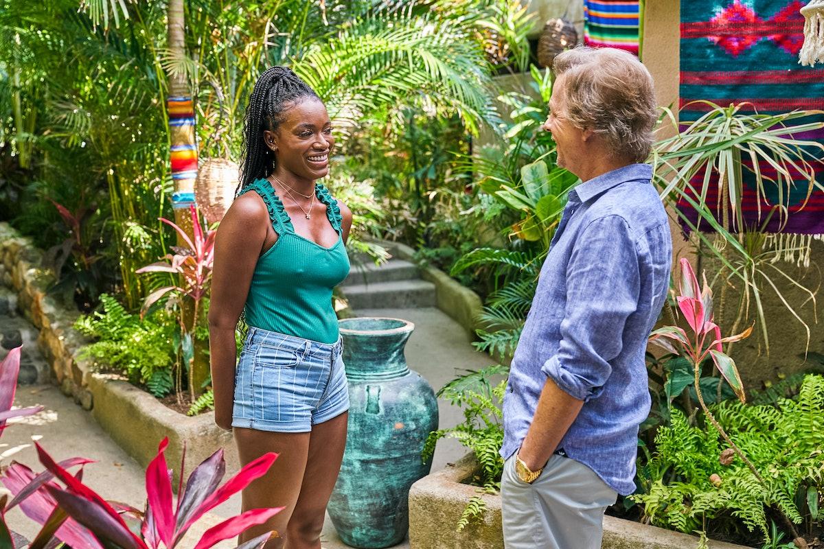 Tahzjuan Hawkins on Season 7 of ABC's 'Bachelor in Paradise;