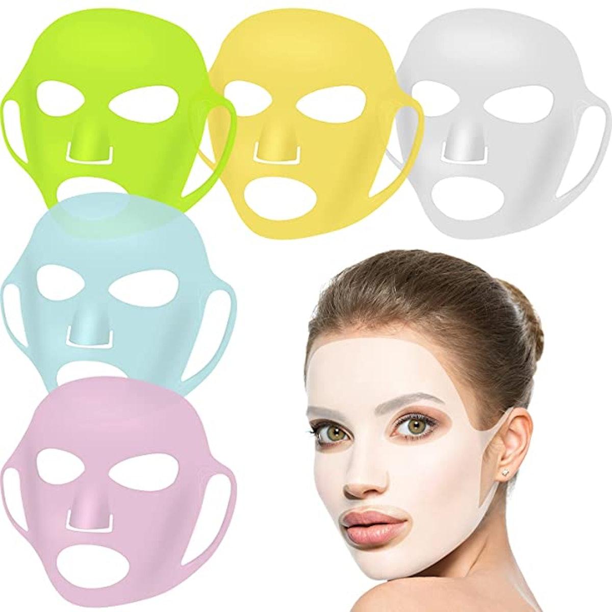 Maitys Reusable Silicone Facial Mask