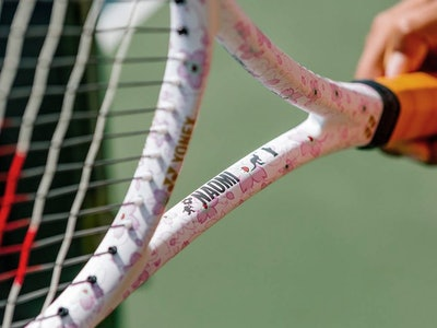 Naomi Osaka Takashi Murakami Racket