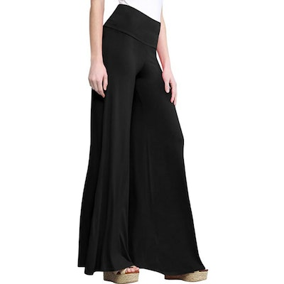 Made By Johnny Wide Leg Palazzo Lounge Pants
