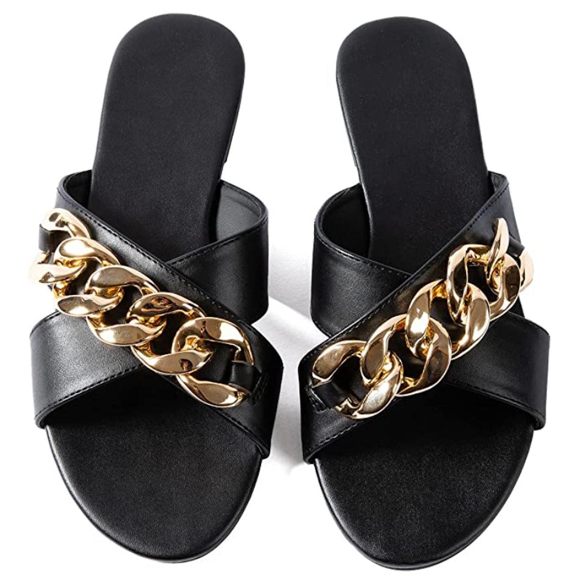 Mtzyoa Flat Sandals