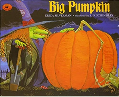 "Image of the book ""Big Pumpkin."""