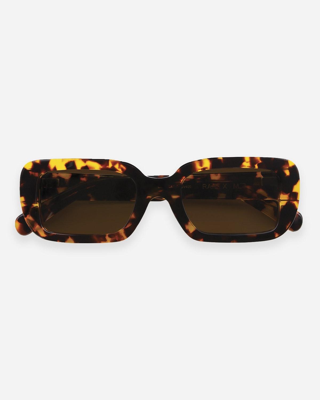 Mary tortoiseshell sunglasses from Raie Eyewear.