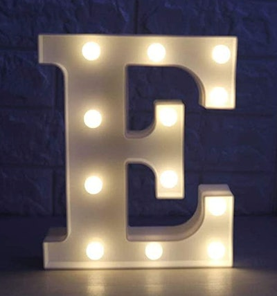 LED Marquee Letter Lights Sign
