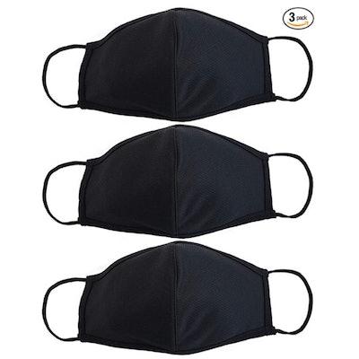 EnerPlex 3-Ply Reusable Face Mask (3 Pack)