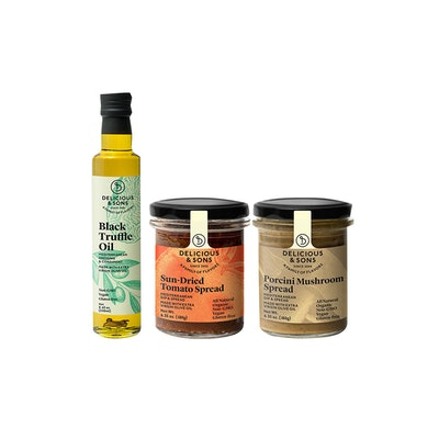 Delicious & Sons Italian Truffle and Spreads
