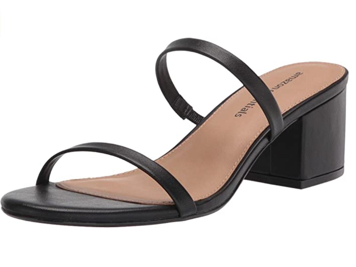 Amazon Essentials Heeled Slide Sandal