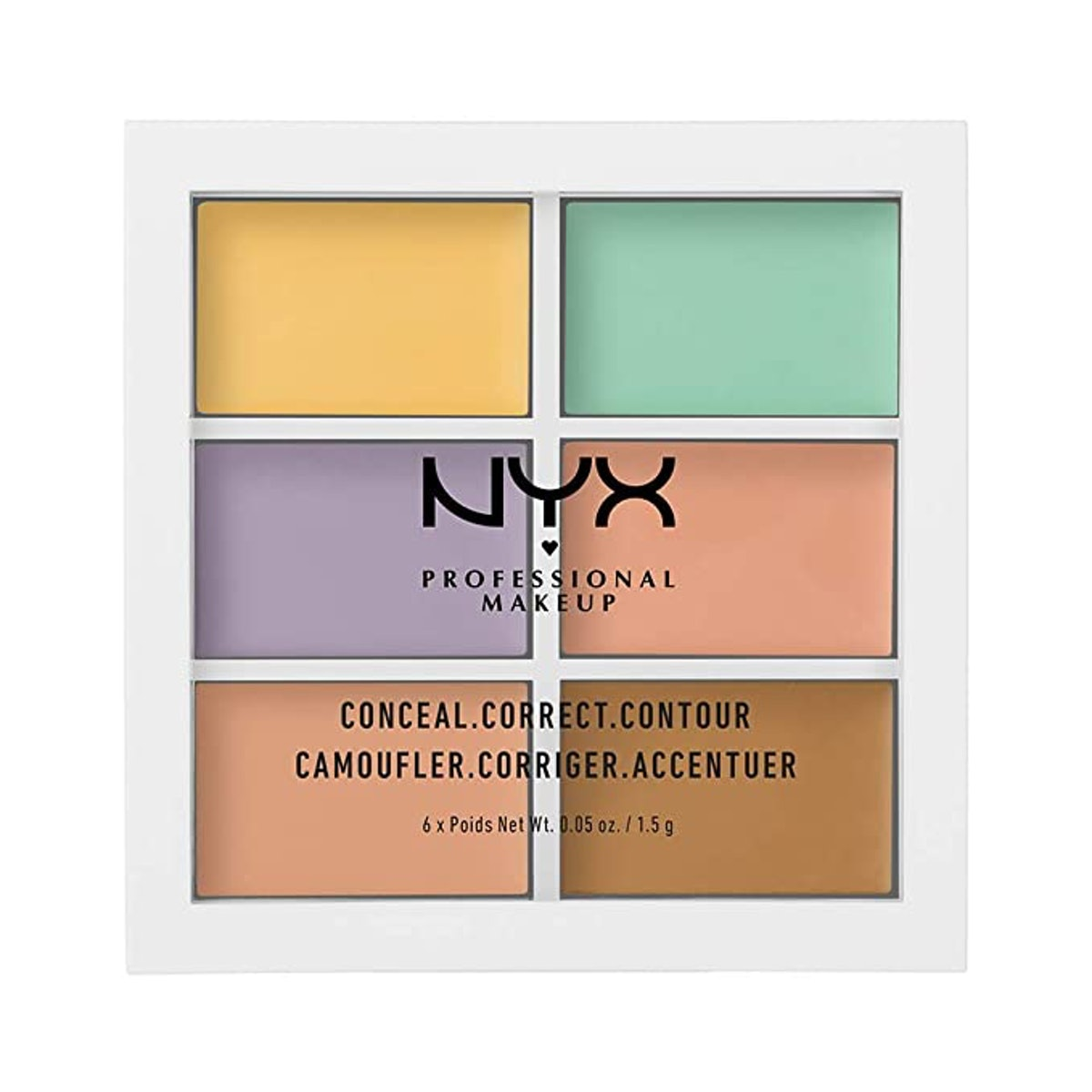 NYX PROFESSIONAL MAKEUP Color Correcting Concealer