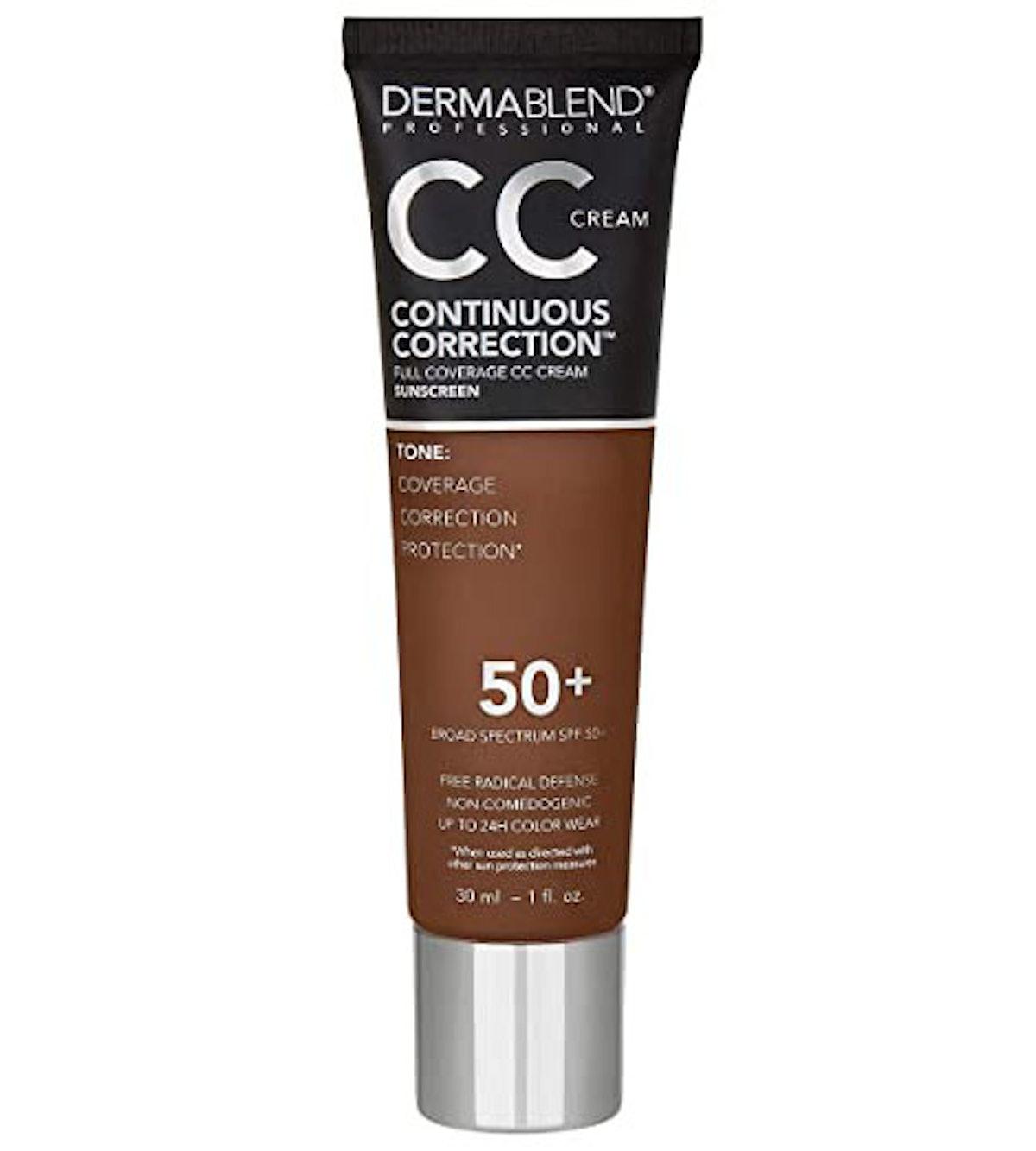 Dermablend Continuous Correction Tone-Evening CC Cream