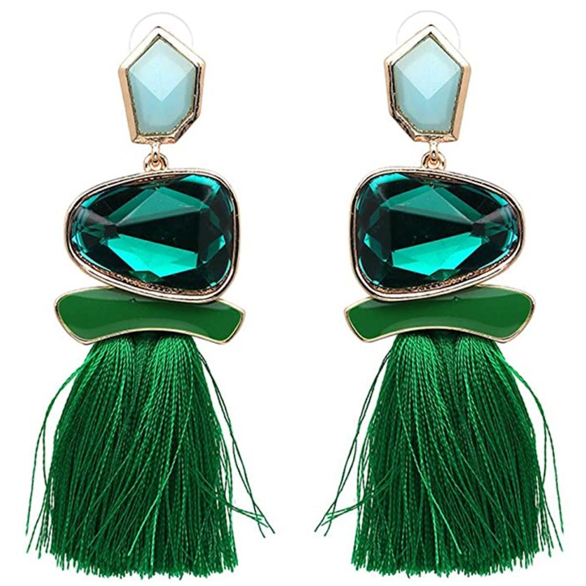 FIFATA Tassel Earrings
