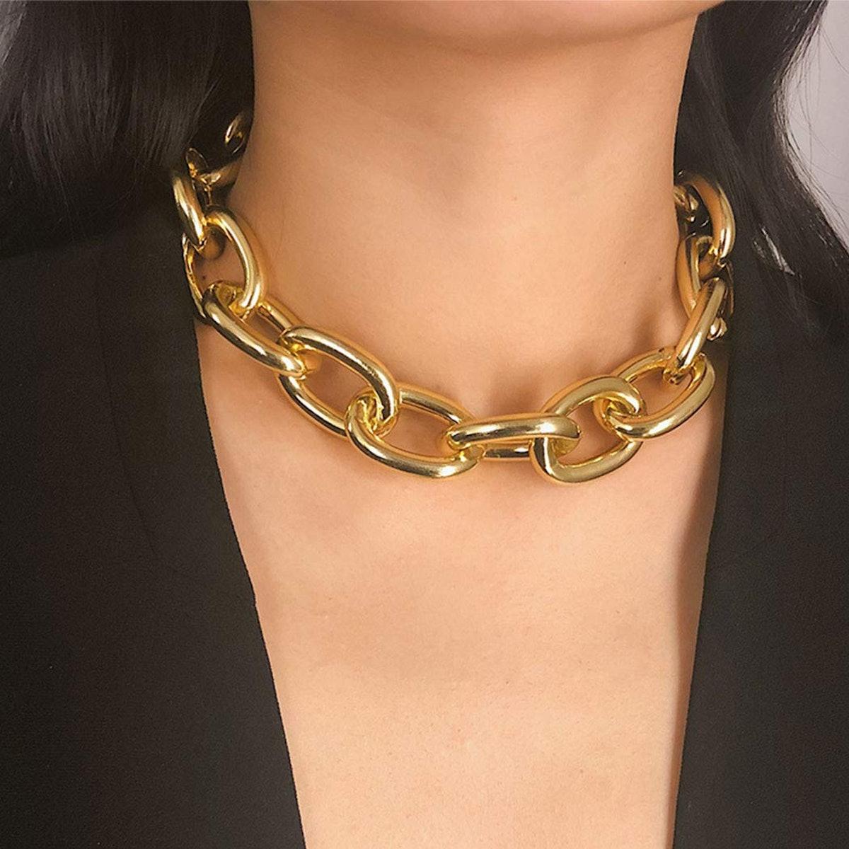 CLOACE Chunky Choker Necklace