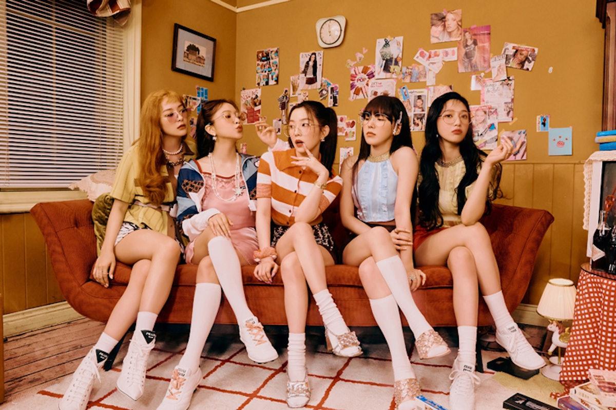 Red Velvet 'Queendom' Comeback