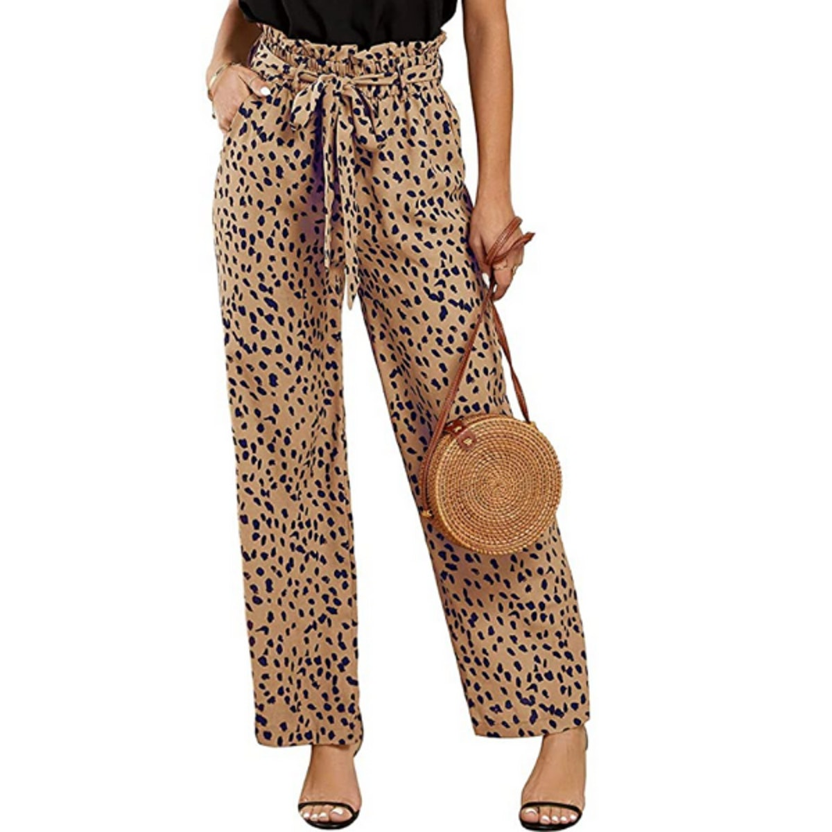 SySea Belted Wide Leg Trousers