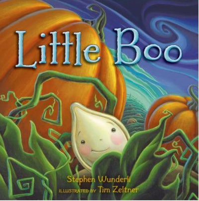 """Image of the book, """"Little Boo."""""""