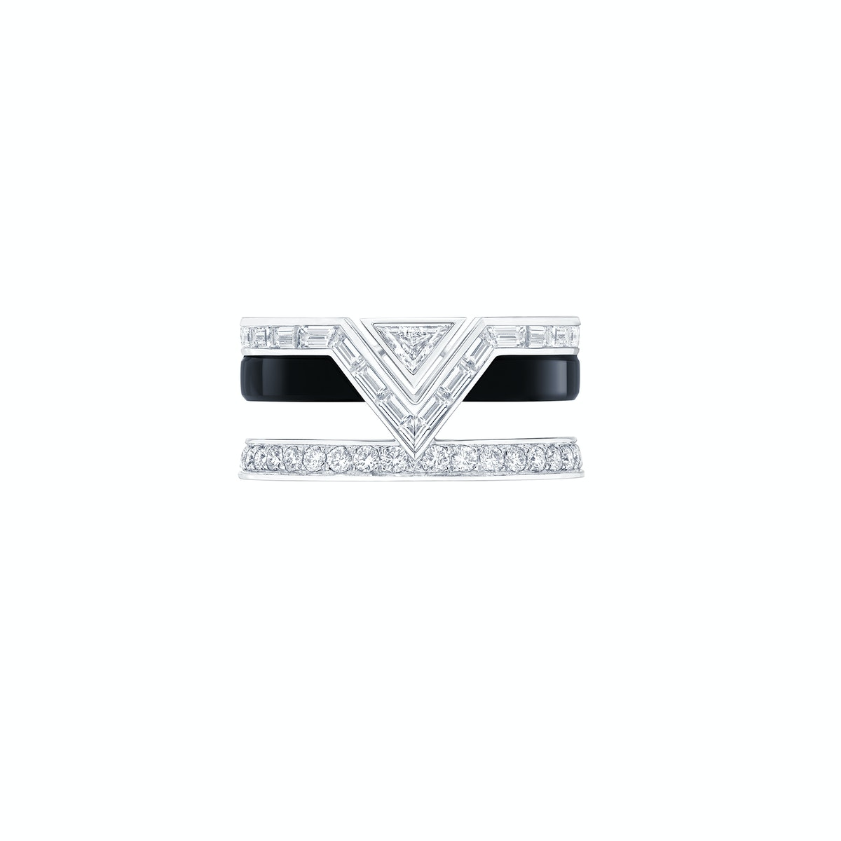Pure V Ring